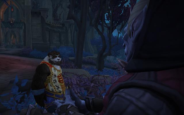 魔獸9.0前瞻:灰燼庭院可招募NPC,雷文德斯最火的失落聖杯樂隊 - 每日頭條