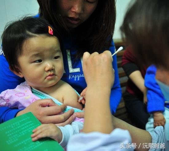 寶寶打疫苗也分時間段?上午好還是下午好?醫生說最好是這個時辰 - 每日頭條