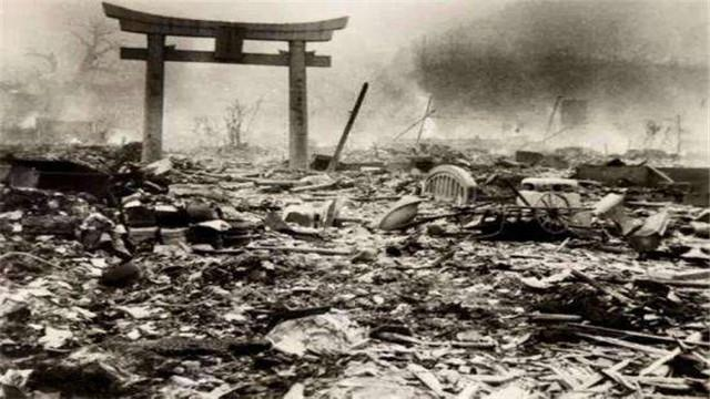 第二次世界大戰 - 原子彈的影響到底有多大?不可磨滅 - 每日頭條