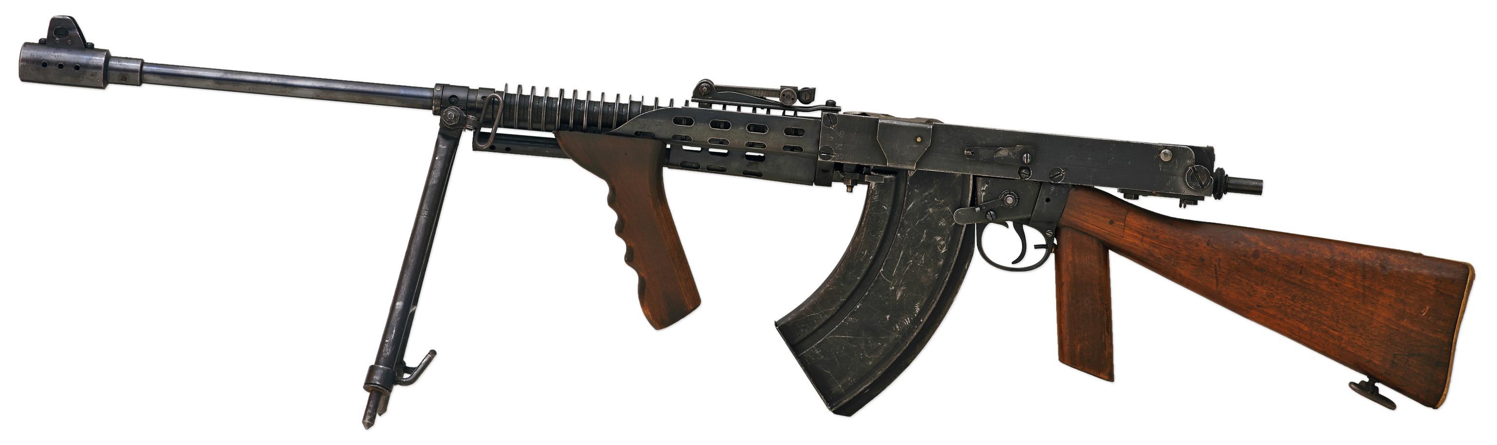 被人遺忘了的槍支:「查爾頓半自動步槍」 - 每日頭條