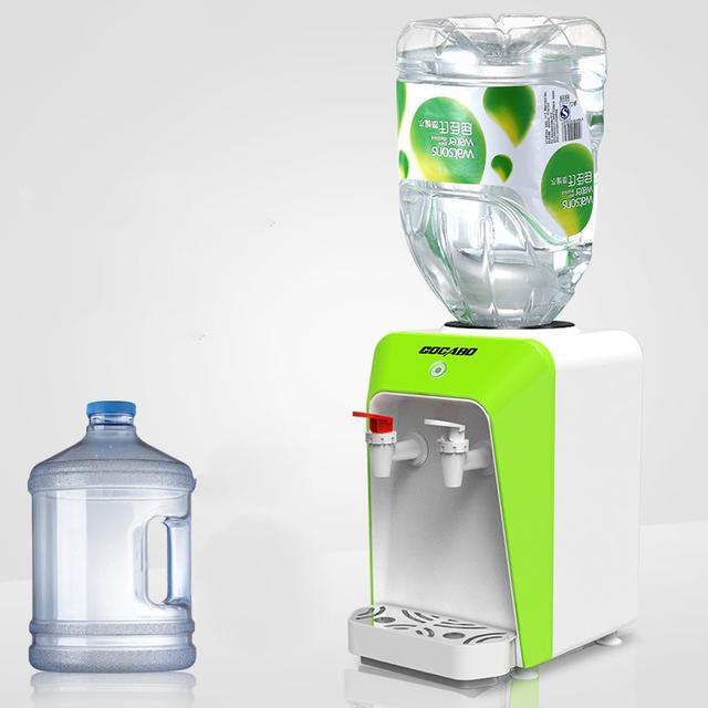 拒絕立式飲水機的大笨重,最流行的迷你桌面飲水機,方便又上檔次 - 每日頭條