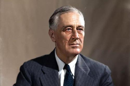美國總統羅斯福:一位偉大的美國總統和他並不平凡的第二個任期 - 每日頭條
