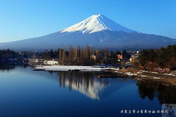 你一定沒見過富士山最美的樣子! - 每日頭條