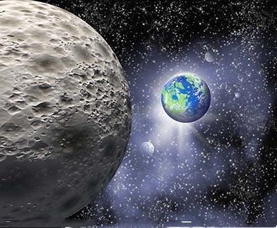 世界未解之謎全記錄(七)神秘的月球 - 每日頭條