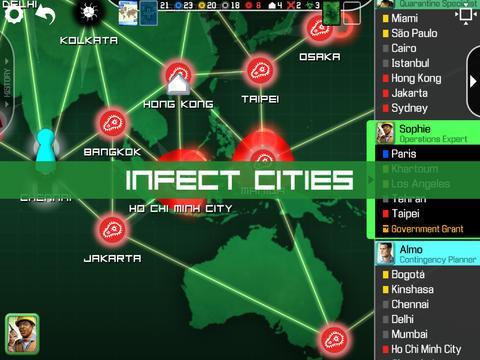 《瘟疫危機》iPhone版明日推出 消滅病毒拯救地球 - 每日頭條