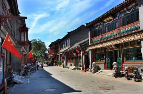北京著名的文化街琉璃廠和琉璃有什麼關係? - 每日頭條