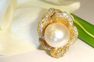 攝影圖集:五大名貴珍珠 個個完美 - 每日頭條