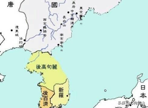 朝鮮半島歷史上的兩次三國鼎立——前三國和後三國時代 - 每日頭條