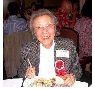 張學良女兒現年102歲。年輕時貌美如花。如今氣質依舊優雅 - 每日頭條