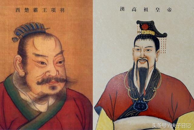 楚漢之爭的具體經過是什麼,劉邦是怎麼消滅項羽一統天下的 - 每日頭條