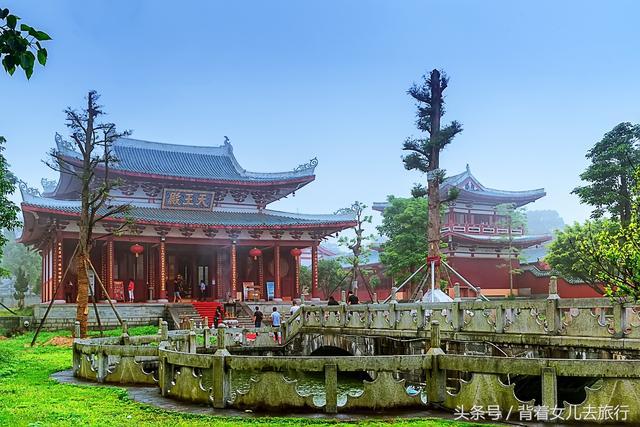 媲美少林寺的「南少林」。歷史超過1000年。門票0元鮮為人知 - 每日頭條