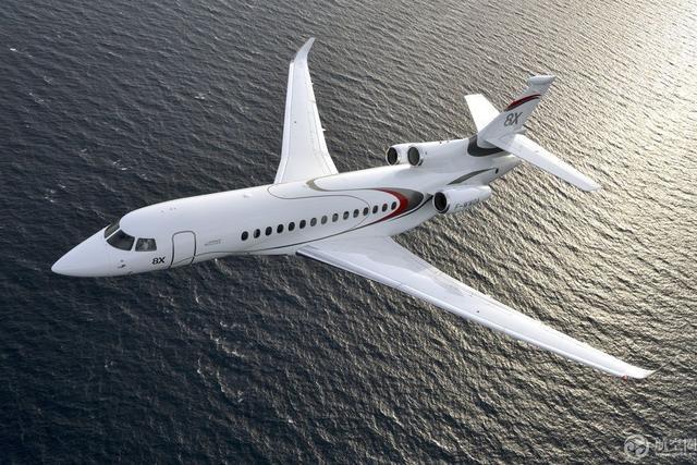 亞洲首架達索獵鷹8X超遠程公務機 可從上海直飛洛杉磯 - 每日頭條