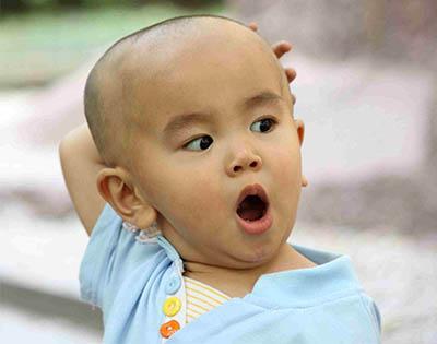 頭大的寶寶更聰明?小心頭大是某些疾病的徵兆! - 每日頭條