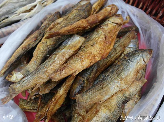鹹魚的功效與作用 鹹魚的做法 - 每日頭條