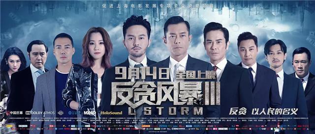 2018年香港最賣座十大港片,《無雙》第2,《紅海行動》墊底 - 每日頭條