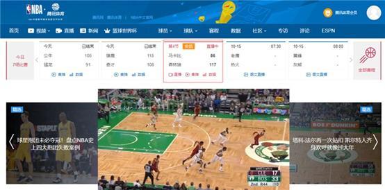 騰訊體育悄悄復播NBA季前賽。網友吵翻。15億美金能不能打水漂? - 每日頭條