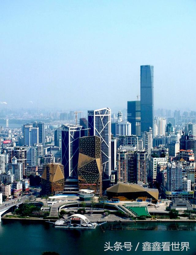 中國最低調的城市,城建不輸一線,被外國人稱讚東方底特律! - 每日頭條