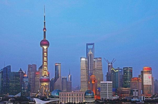 天津濱海新區和上海浦東新區對比 - 每日頭條
