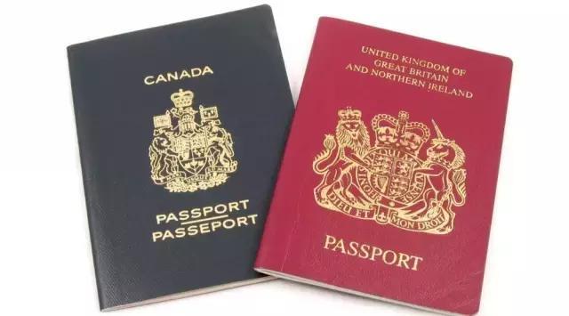 澳加英新移民1國等於獲得3國身份?中國土豪狂歡!這4國護照值了 - 每日頭條