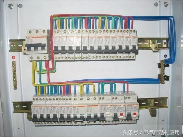 圖文教會你配電箱如何接線。最規範的教程!你也可以嗎? - 每日頭條