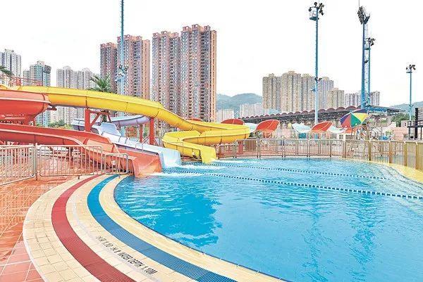 這才叫泳池!香港8大泳池。水上滑梯、跳水池。17港幣隨便玩! - 每日頭條