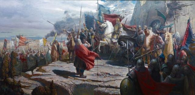 蒙古「金色聖山」,卻是中國歷代兵家的最高追求 - 每日頭條