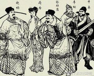宋代傀儡皇帝,奸相張邦昌 - 每日頭條