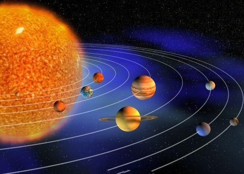 地球公轉一圈需要365天,太陽公轉一圈需要多久? - 每日頭條