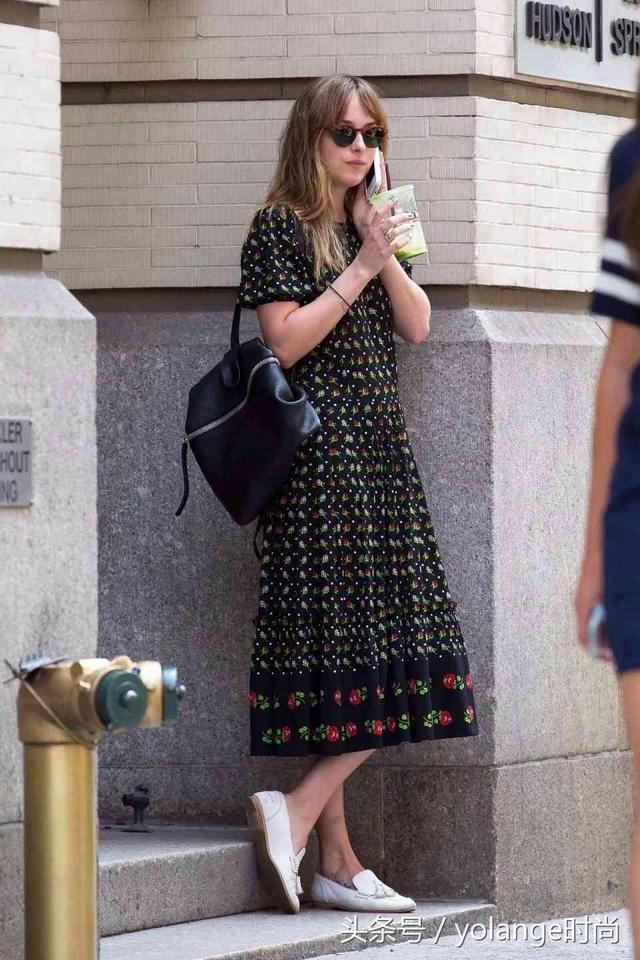夏天。你得知道好看的裙子怎麼選 - 每日頭條