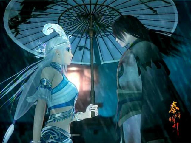 秦時明月:高漸離最不願提及的往事,雪女究竟有沒有被玷污 - 每日頭條