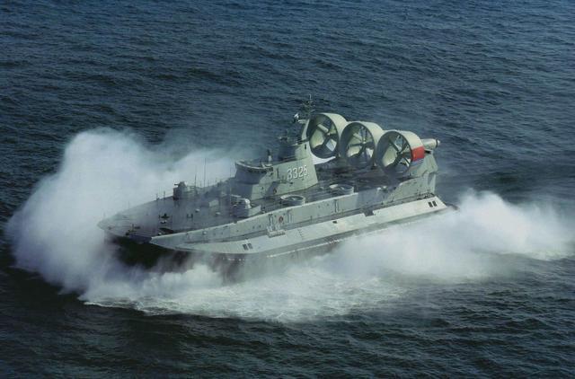 歐洲強勢野牛氣墊船,中國重金買進後,為何僅造4艘就要放棄? - 每日頭條