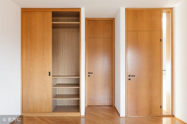 衣櫃怎麼選。平開門和推拉門哪種好。家裝設計師強調了這幾點 - 每日頭條