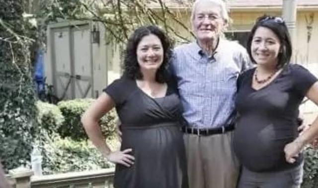 姐妹倆在同一天懷孕,同一天生下雙胞胎,孩子父親也是同一個人! - 每日頭條