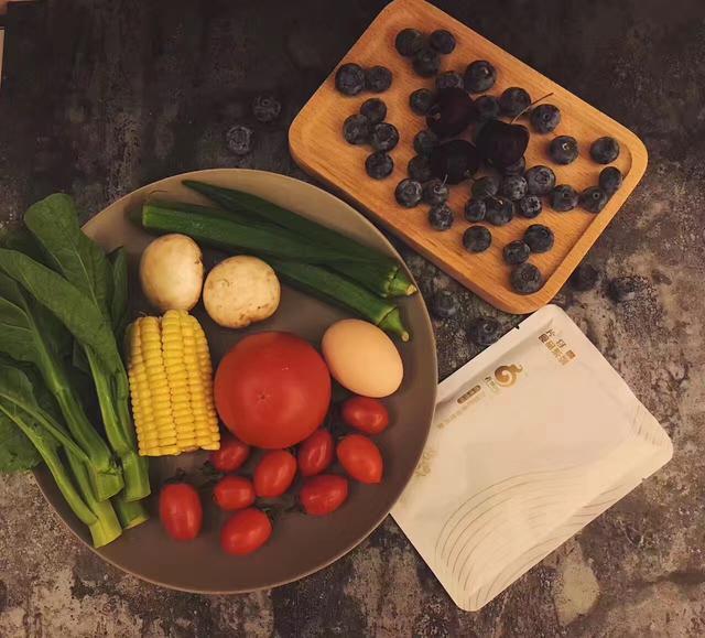 當飯吃素食營養全餐 吃掉亞健康 - 每日頭條