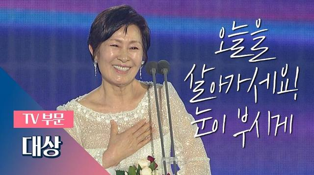 2019第55屆韓國百想藝術大賞獲獎名單!大賞得主居然是這兩位! - 每日頭條