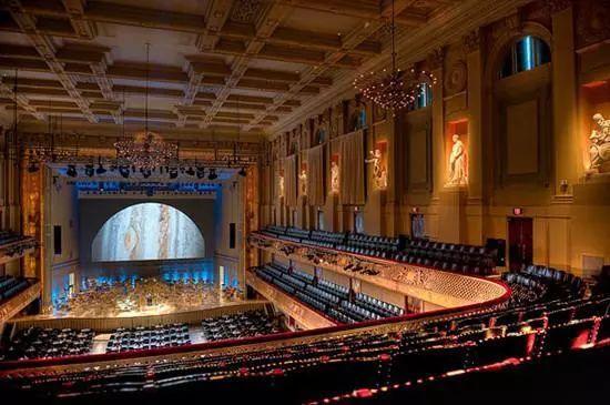 揭秘世界三大音樂廳聲學設計 建築聲學大有玄機 - 每日頭條