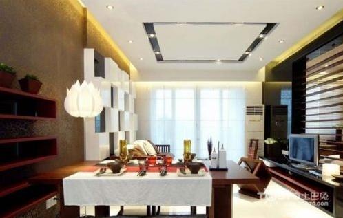 客廳吊頂裝射燈還是筒燈?二者如何選? - 每日頭條