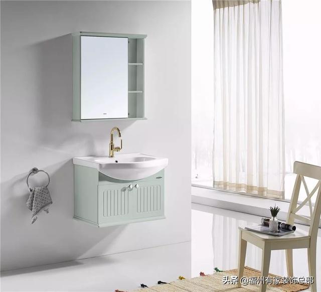 浴室櫃怎麼裝?做到這3點。衛生間好用指數提高10倍 - 每日頭條