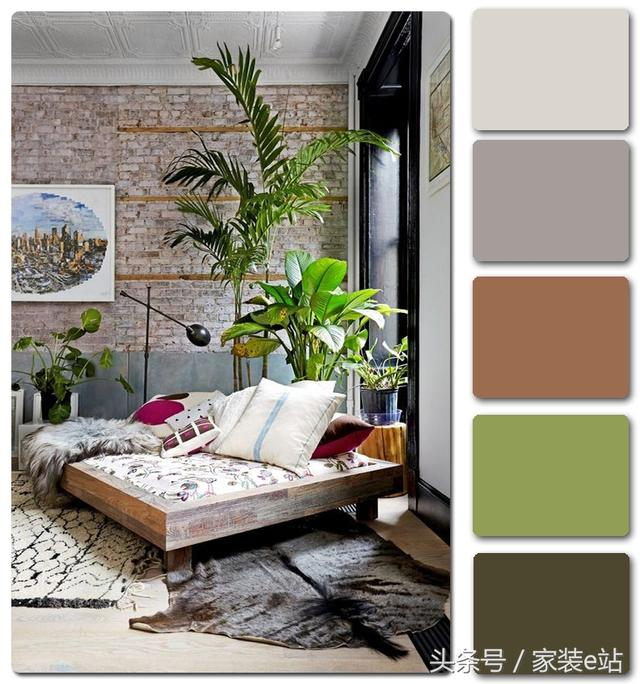 臥室裝修色調到底怎麼選?快速掌握4大顏色和裝修風格的搭配法! - 每日頭條