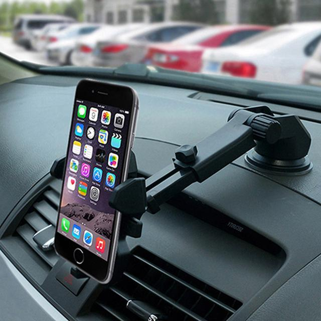 行車必備!17款穩固的車載手機支架推薦 - 每日頭條