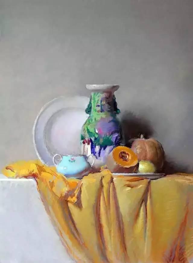 西班牙畫家色粉作品欣賞 - 每日頭條