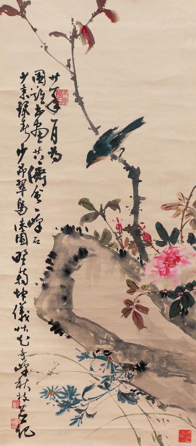 被稱為民國畫聖,嶺南畫派創始人之一,中國傳統國畫革命派! - 每日頭條