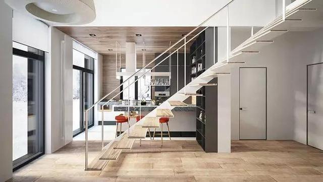 怎麼做好樓梯改造?重點都在這! - 每日頭條