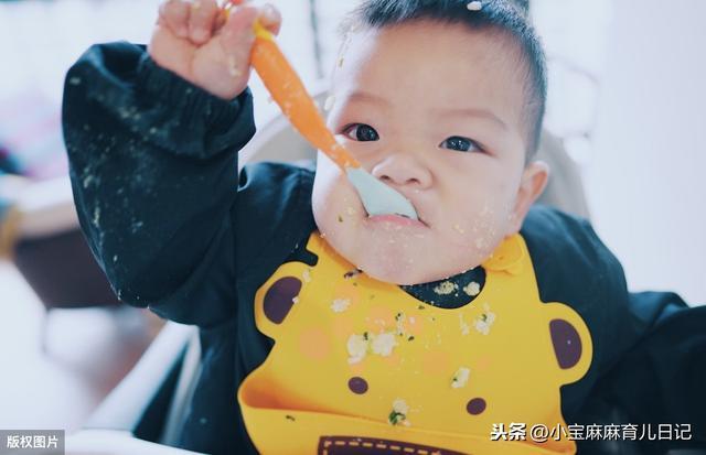 寶寶米粉可以吃到幾個月?粗口感食物不添加。難怪以後不好好吃飯 - 每日頭條