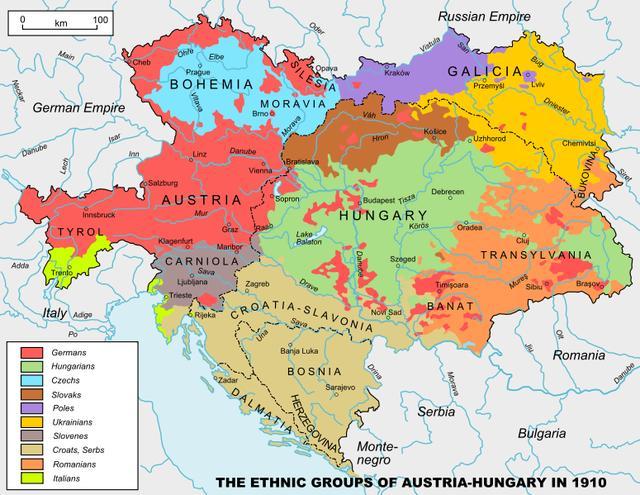 二戰前德國為什麼要先吞併奧地利?歷史原因在這裡 - 每日頭條