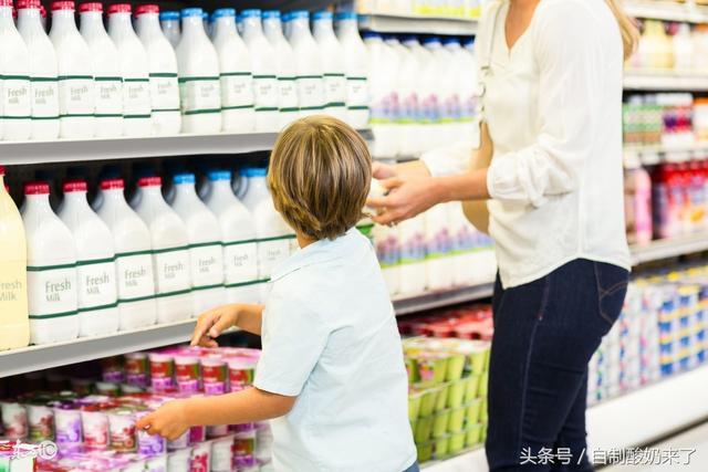 酸奶、牛奶買哪種?|專家:不同人群選對奶。比10萬補品好 - 每日頭條