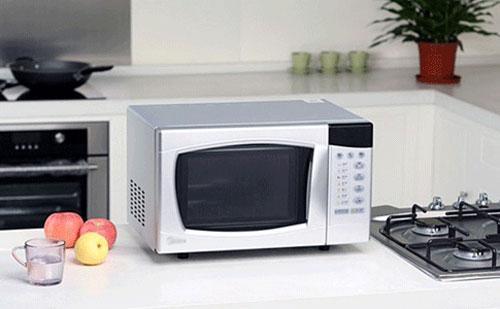 不會做飯的老婆15分鐘就把微波爐清潔乾淨了 - 每日頭條