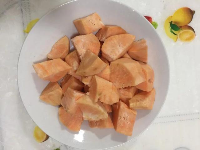 地道的拔絲紅薯的做法 - 每日頭條