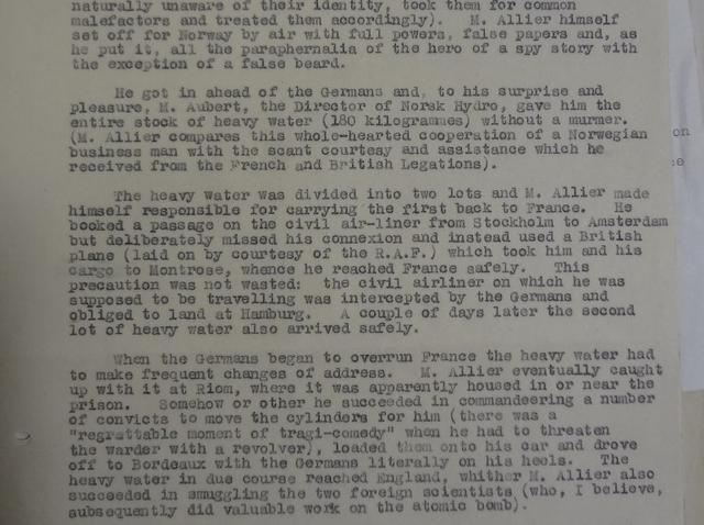 失去重水是二戰德國戰敗主要原因 - 每日頭條