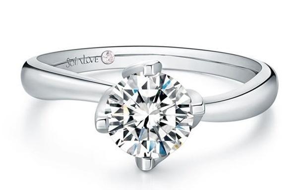 一克拉鑽石戒指到底多少錢? - 每日頭條